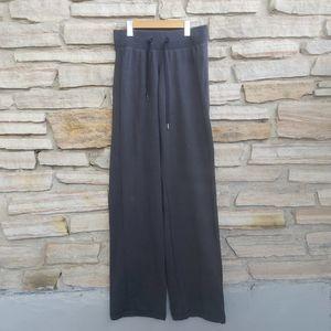 Lululemon Athletica Draw String Sweat Pants sz 4